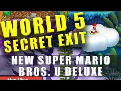 Download New Super Mario Bros Wii All Secret Exit Locations Video