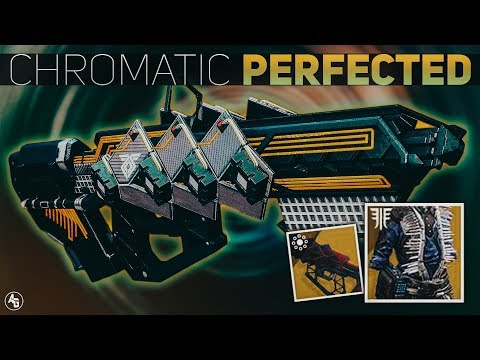 Outbreak Perfected + Chromatic Fire (Chromatic Perfected) | Destiny 2