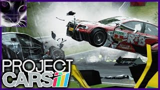 Project: CARS - Crash Compilation (2015) - #1