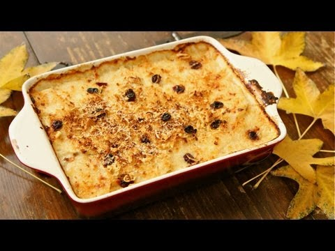 Cranberry Potato Gratin – Holiday Side Dish Recipe