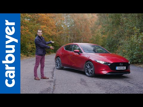 Mazda 3 hatchback 2020 in-depth review - Carbuyer