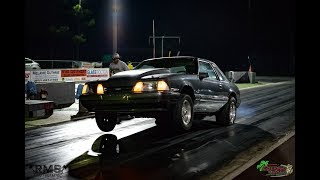 1993 5.0 coupe SuperSecret Bullet TNT Budget Foxbody Mustang Drag Car