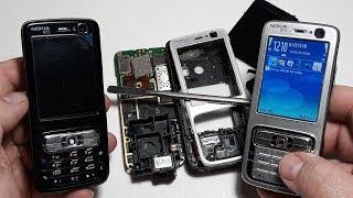 Nokia N73 красавчик из Германии после капиталки Ремонт, реставрация , восстановление, профилактика