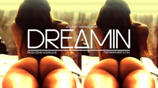 Kid Cudi Type Beat - Dreamin Ft. Kendrick Lamar & Rockie Fresh (Indicud) (Snippet) (SOLD)