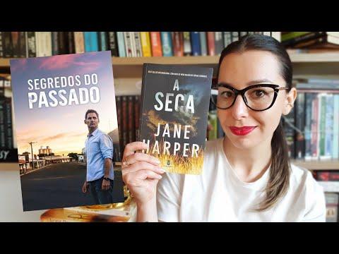 [Eu li] A seca, Jane Harper  |  Livro que deu origem ao filme The Dry