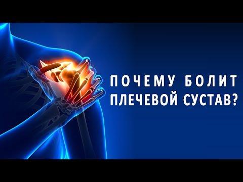 Почему бывает боль в плечевом суставе и как ее лечить?