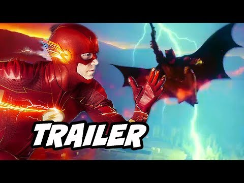 The Flash Season 5 Trailer 2 - Titans Release Date Revealed