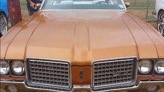 preview picture of video '1972 OLDSMOBILE CUTLASS CONVERTIBLE'