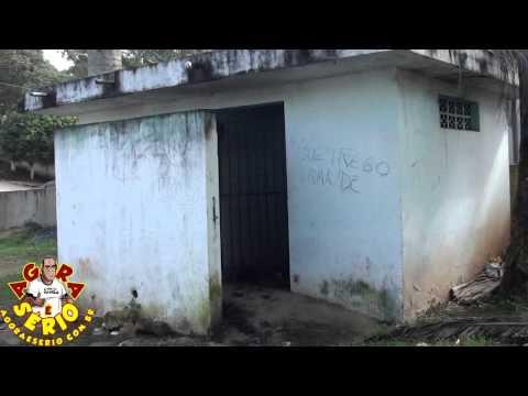 Ecaturismo - Banheiros Públicos de Juquitiba