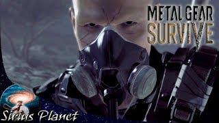 В ТУМАН ► Metal Gear Survive #03 прохождение на русском | survival,action-adventure,open world