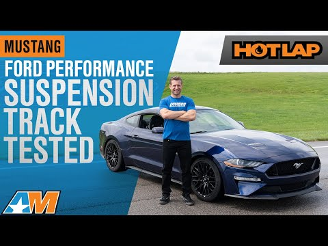 Track Tested Ford Performance Mustang Suspensions | Ford Performance Handling Packs Explained
