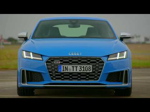 2019 Audi TTS Headlights & Tail Lights