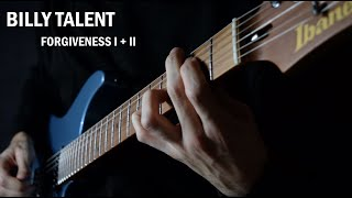 Billy Talent   Forgiveness I + II (Guitar Cover)