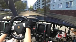 [City Car Driving] Career N1 - Yard driving