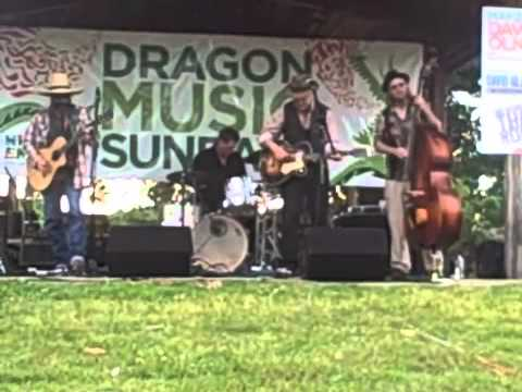"""The Blues Don't Care"" - David Olney & The Debonairs (May 22, 2011)"
