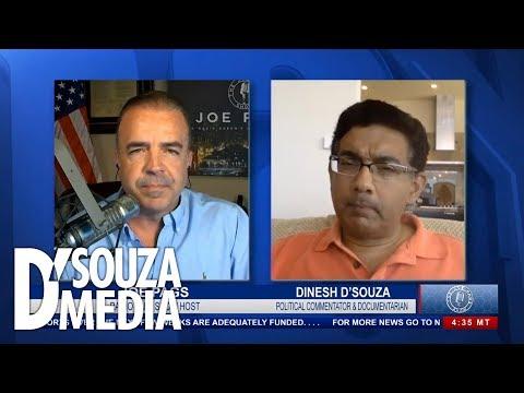 Dinesh D'Souza unleashes on Democrats for exploiting Houston devastation