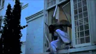 One Flew Over The Cuckoos Nest(1975).Epic Ending. Chief Runs Free.