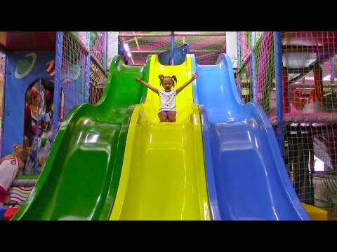 Outdoor Playground Family Fun Play Area for kidsEntertainment for Children