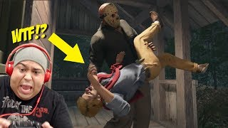 B#TCH! THIS AIN'T DANCIN WIF THE STARS!! [FRIDAY THE 13TH: THE GAME]