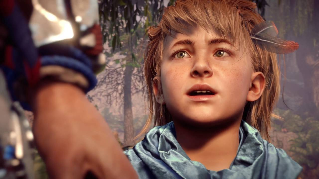 Morning, Here's More Footage Of Horizon: Zero Dawn Looking Incredible