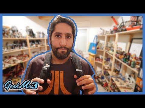 Vidéo LEGO Objets divers 5005924 : Sac à dos Figurine LEGO