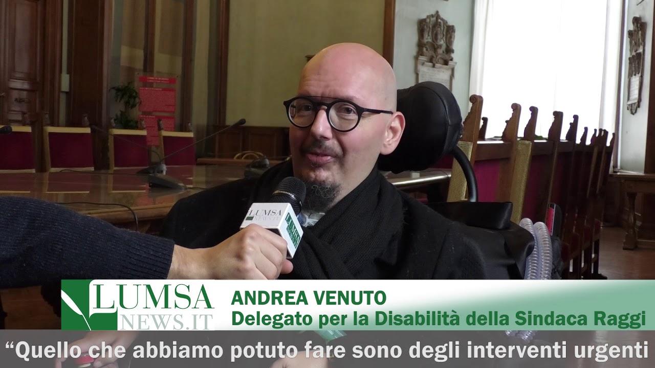 Roma, metro e autobus inaccessibili ai disabili