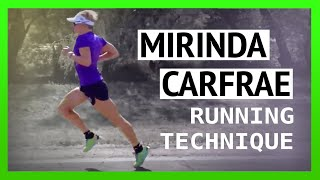 Mirinda Carfrae Running Technique: Learn How To Run Faster