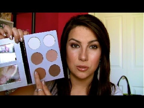 Face Contouring How-to + Review
