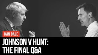 Johnson v Hunt: The Final Tory Leadership Hustings - LBC