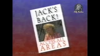 John Farnham - Jack's Back! Access All Areas
