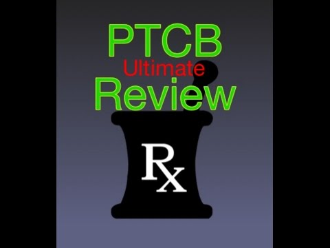 Ultimate PTCB Practice Test - YouTube