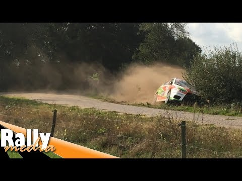 Hellendoorn Rally 2018 + crash - Best of by Rallymedia