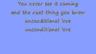 jah cure unconditional love lyrics