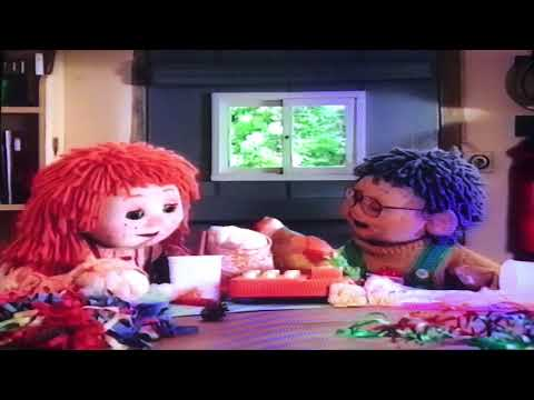 Tots TV: A Sticky Mess and Other Stories (1997) Part One