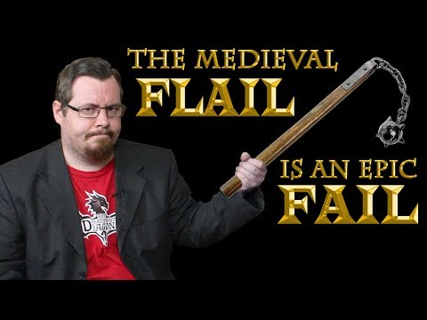 Overappreciated Historical Weapons: the medieval FLAIL