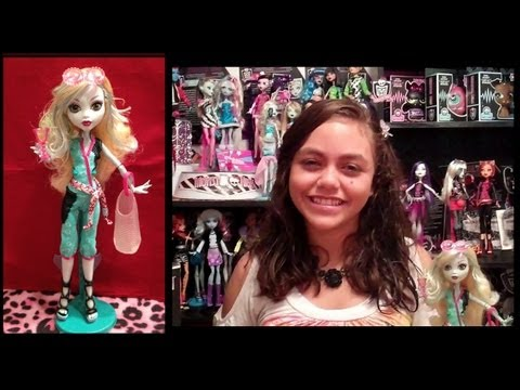 Monster High Lagoona Blue Fashion Pack Review By WookieWarrior23