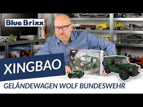 Geländewagen Wolf, Bundeswehr