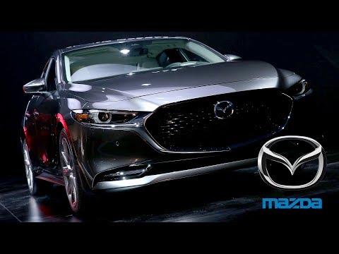 Mazda ukázala v Los Angeles nový model 3