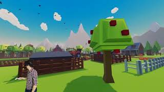 VR ZOMBIE FARM ANIMALS! - Mad Farm VR Gameplay - VR HTC Vive