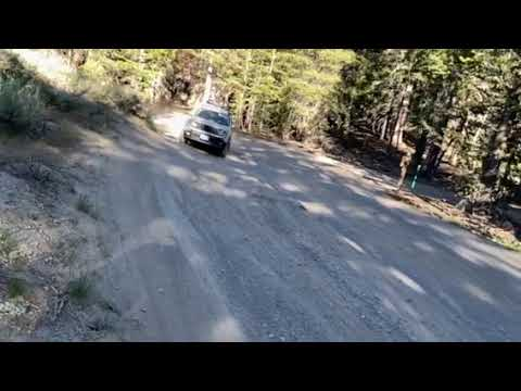 Video Of Inyo Craters Campground, CA