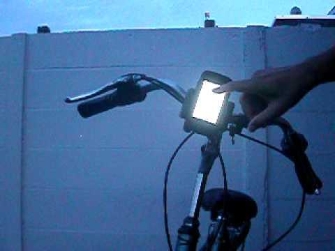 Video of Dutch Biker