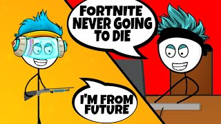 What if a gamer goes to future part 4