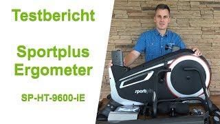 Sportplus Ergometer SP-HT-9600iE im Test