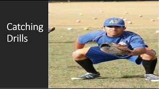 Catcher Drills | Baseball Drills | @Dominican Baseball Academy