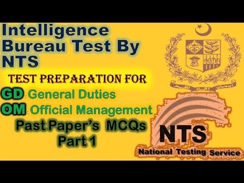 IB Intelligence Bureau GD-11 OR GD-7 SOLVED OLD PAPERS