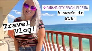TRAVEL VLOG - Panama City Beach, FL