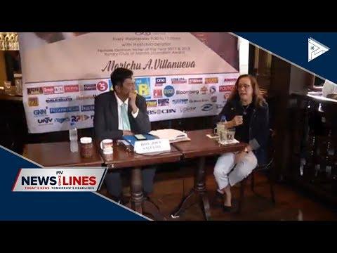 Salceda denies House coup rumor