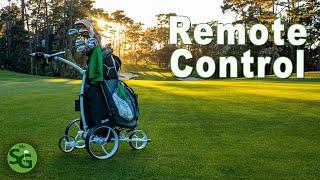 Best Remote Control Golf Cart - Cart Tek Review