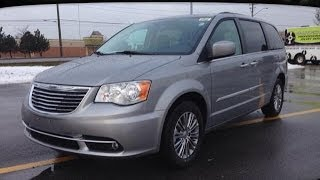 preview picture of video '2014 Chrysler Town and Country Touring-L | MacIver Dodge Jeep | Newmarket Ontario'