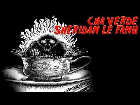 CHÁ VERDE de Sheridan Le Fanu | Mês do Halloween #3 - ANO 7
